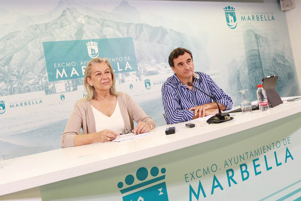 El Ayuntamiento da un nuevo paso para iniciar la elaboración del PGOU de Marbella con la aprobación de las bases para contratar al equipo multidisciplinar