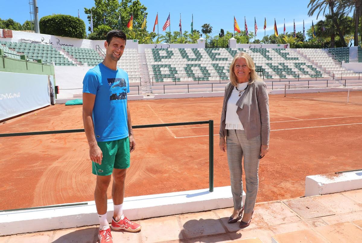 Marbella adopta las medidas para garantizar su posicionamiento como sede del deporte de élite internacional