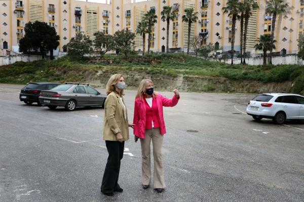 El Ayuntamiento y la Junta de Andalucía ultiman la tramitación para invertir más de 2 millones de euros en un plan de regeneración urbana de Las Albarizas