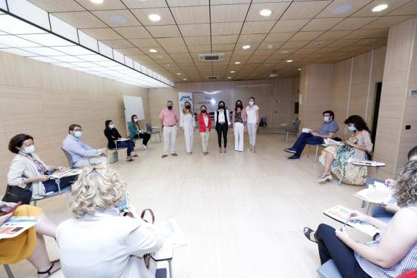 La concejalía de Derechos Sociales constituye la Mesa Comunitaria de Empleo y Formación del Programa Eracis para mejorar la inserción social y laboral de personas en riesgo de exclusión