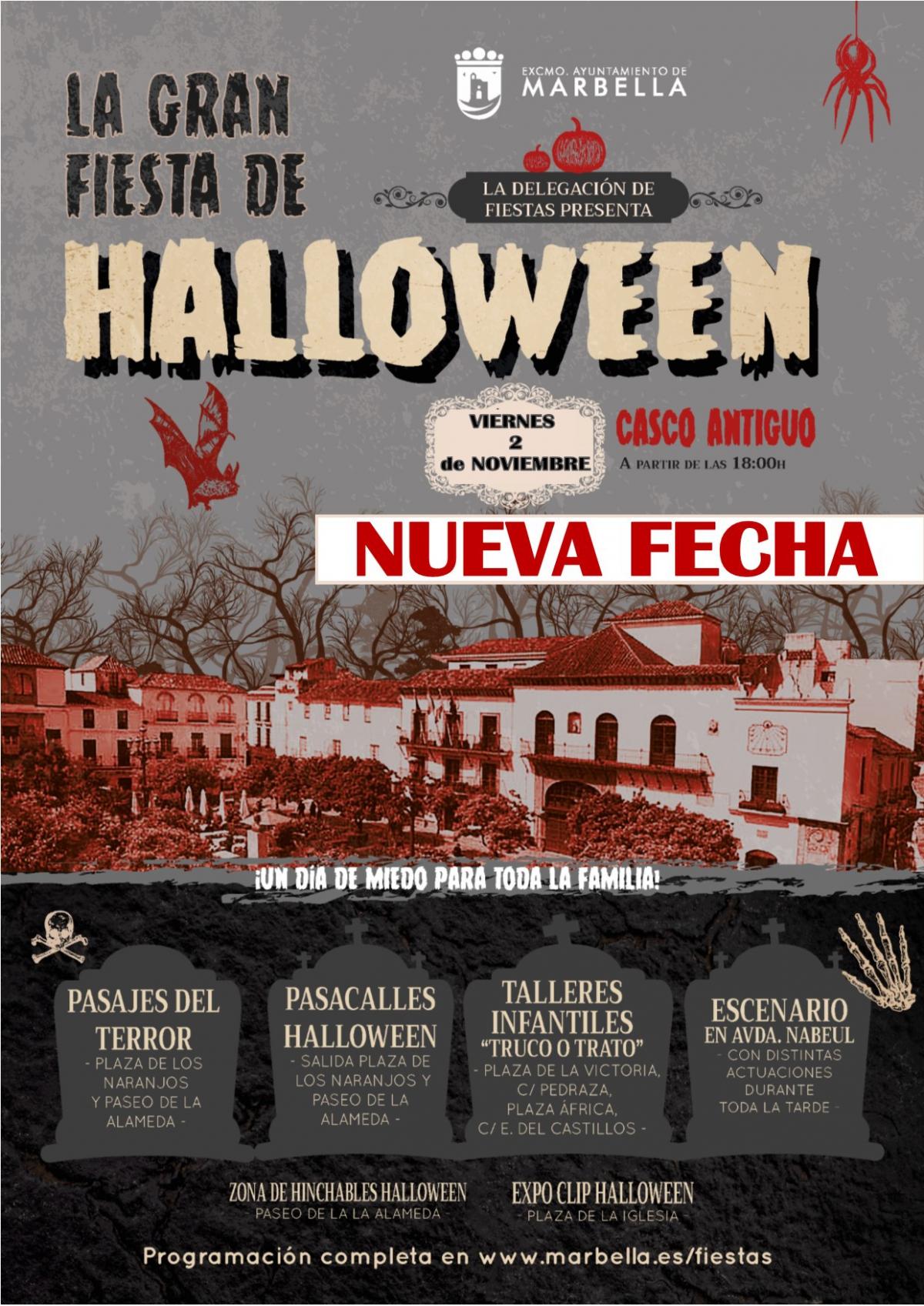 La Fiesta De Halloween Prevista Para Mañana En El Casco Antiguo Se