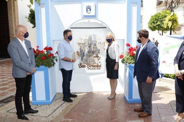 Marbella conmemorará la festividad de San Bernabé con una programación acorde a los actuales tiempos y la apertura de un Parque Mágico en La Represa los días 12 y 13 de junio