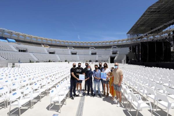 El Ayuntamiento colabora con Marbella Arena para que los jóvenes del municipio disfruten de descuentos en los eventos programados en el recinto