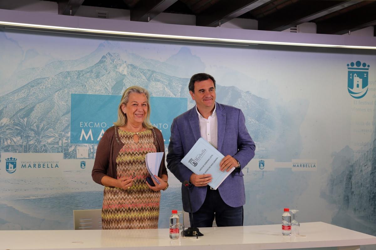 El Ayuntamiento da un paso más en la elaboración del nuevo PGOU de Marbella con el acuerdo para su redacción y la participación efectiva de la ciudadanía