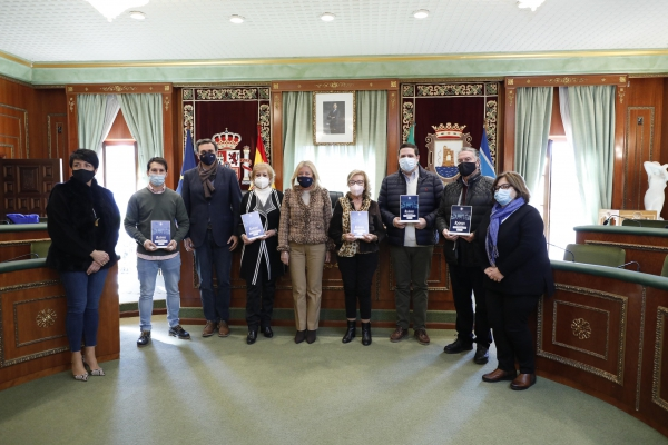 La alcaldesa felicita a los ganadores del Concurso de Belenes y destaca el detalle y el trabajo de todas las representaciones que han participado