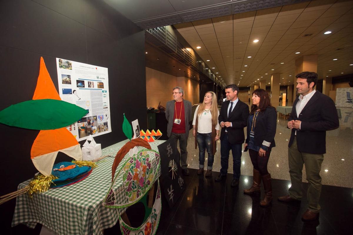 Marbella acoge un año más el IX Encuentro de Experiencias de Investigación del Alumnado en el Aula
