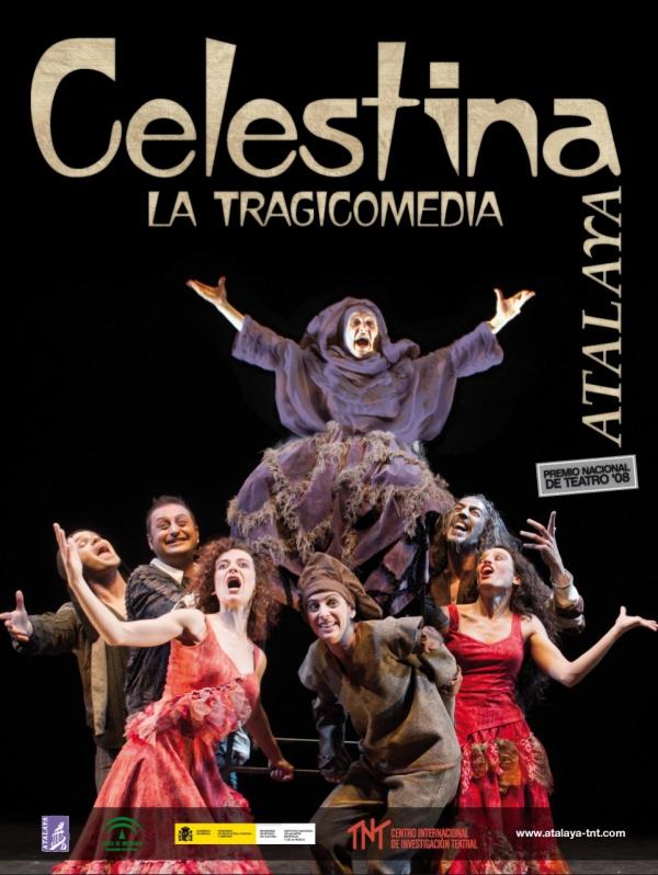 El CAE La Alcoholera representa este sábado la obra 'Celestina, la tragicomedia' de Atalaya-TNT