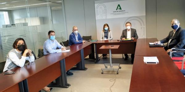 El Ayuntamiento y el Gobierno autonómico constituyen la mesa técnica bilateral para la elaboración del nuevo PGOU