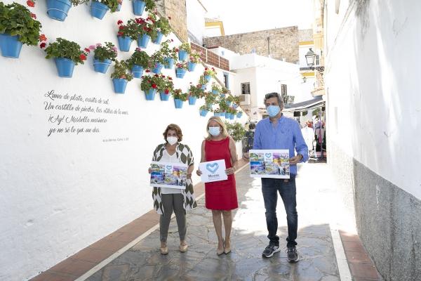 El Ayuntamiento lanza la campaña 'Marbella, disfruta la excelencia' para promocionar internacionalmente los negocios turísticos locales