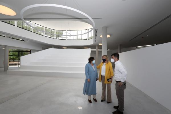 El Ayuntamiento culmina la obra de la biblioteca central de Marbella y en los próximos meses equipará el edificio para que entre en funcionamiento a final de año