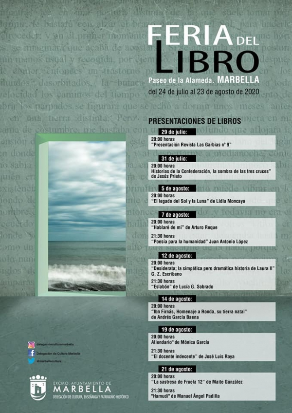 La Feria del Libro acoge mañana la presentación de 'Historias de la Confederación, la sombra de las tres cruces', de Jesús Prieto