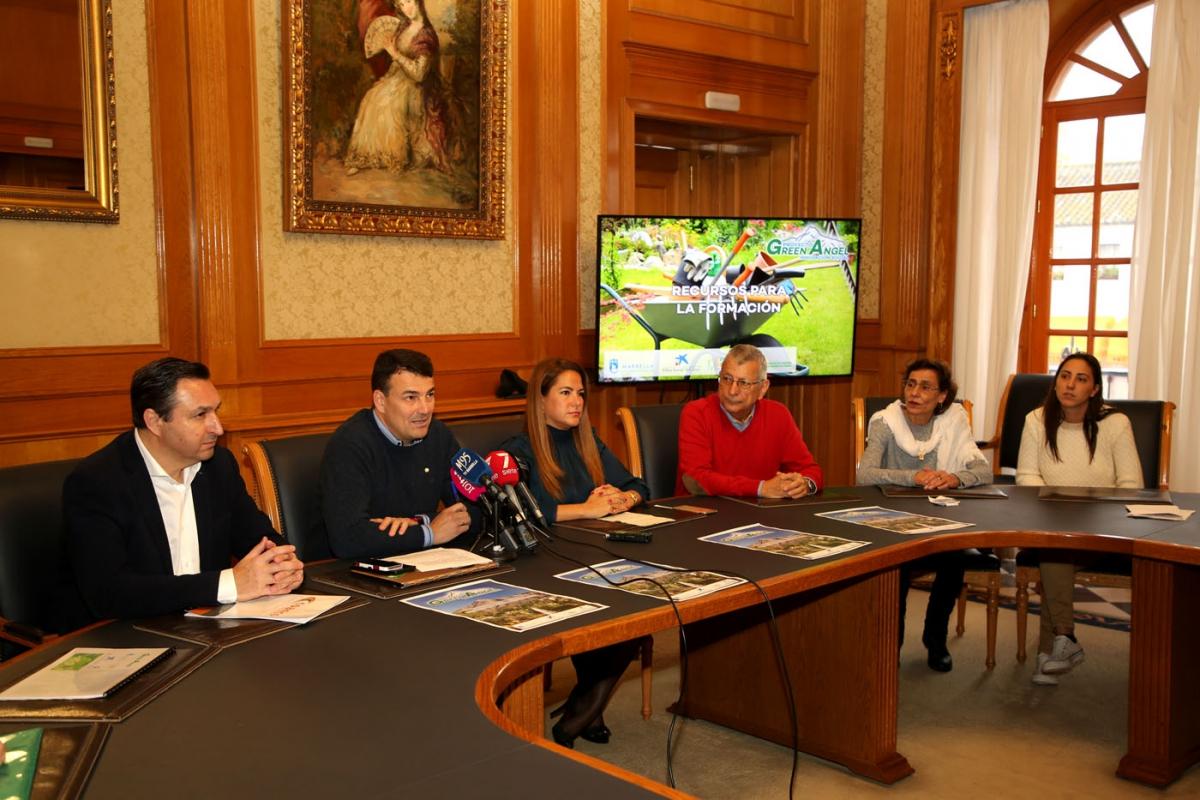 El Ayuntamiento implantará en El Ángel un proyecto pionero de innovación y emprendimiento social para favorecer la empleabilidad de los jóvenes de la zona