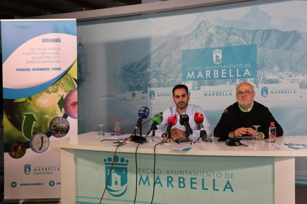 Las Jornadas Técnicas para el Control de Plagas, Salud Pública y Sanidad Ambiental organizadas por el Ayuntamiento tendrán lugar el 19 de marzo en Andalucía Lab