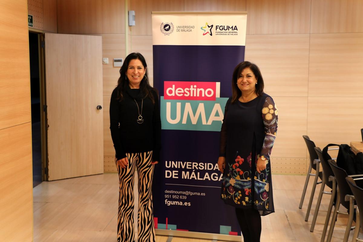 Más de 700 estudiantes de Bachillerato y Formación Profesional participan en una jornada de orientación académica organizada por la Universidad de Málaga