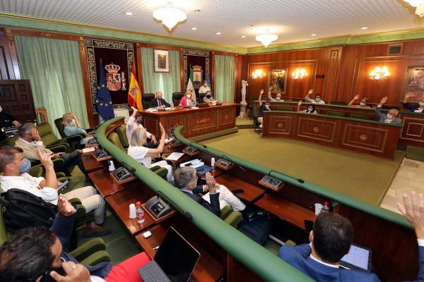 El Pleno da el visto bueno por unanimidad al primer trámite medioambiental del nuevo Plan General de Marbella