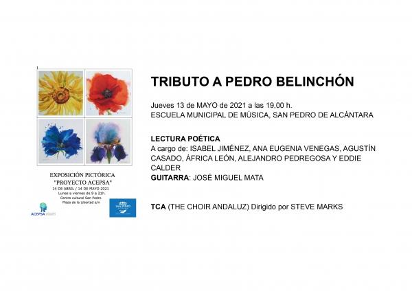 La exposición pictórica 'Proyecto Acepsa' se clausurará este jueves con una lectura poética en el Centro Cultural San Pedro