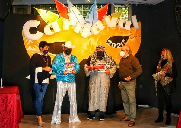Más de 200 personas participan en los concursos virtuales de Carnaval adaptados a la pandemia organizados por la delegación de Fiestas