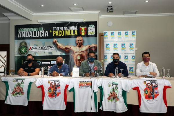 El Palacio de Congresos Adolfo Suárez será escenario los días 24 y 31 de octubre de los campeonatos absolutos de Andalucía y España de Fisioculturismo