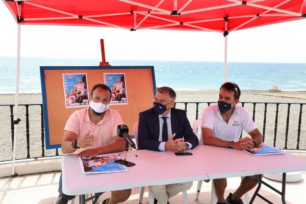 El Paseo Marítimo de San Pedro Alcántara será escenario este fin de semana del Circuito Andaluz de Duatlón de Menores y del Súper Sprint