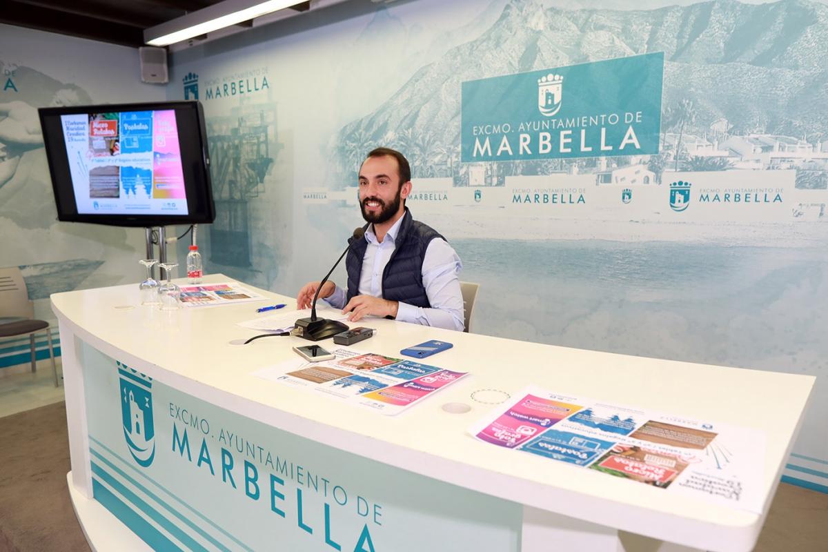 El I Certamen 'Navidad Creativa' incluirá concursos de postales, microrrelatos y fotografía y podrán participar todos los jóvenes del municipio