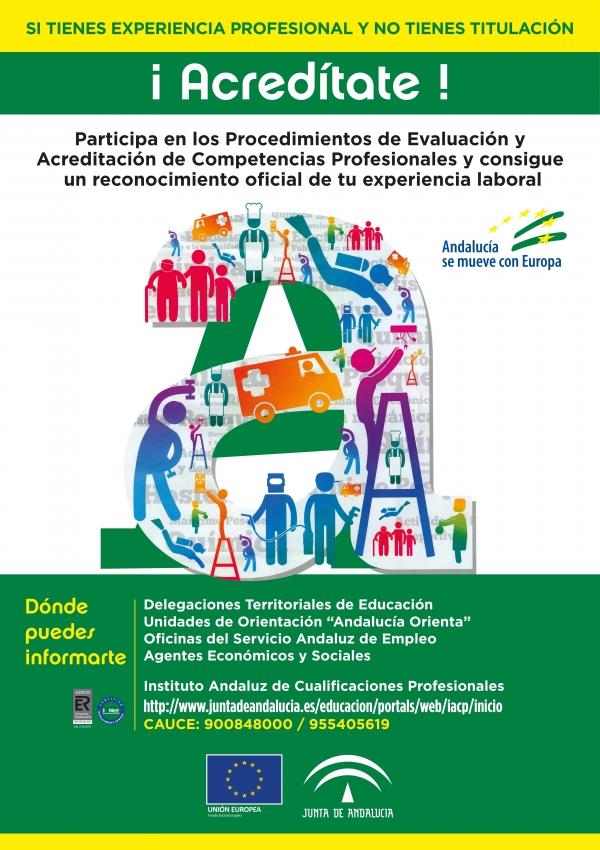 El Ayuntamiento informa de la apertura del plazo de solicitud para la segunda convocatoria del programa 'Acredita 2020'