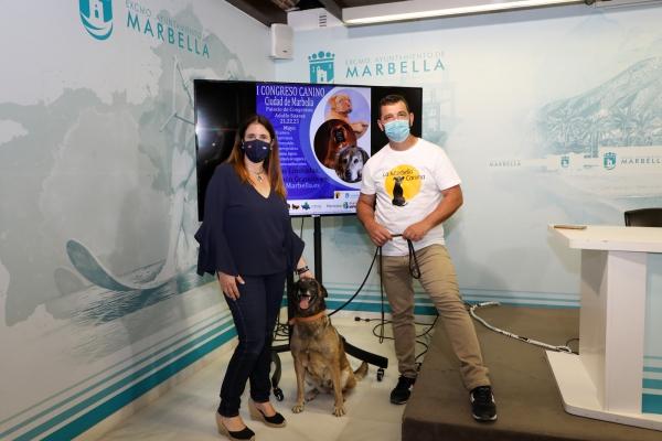 El Palacio de Congresos Adolfo Suárez albergará del 21 al 23 de mayo el I Congreso canino 'Ciudad de Marbella'