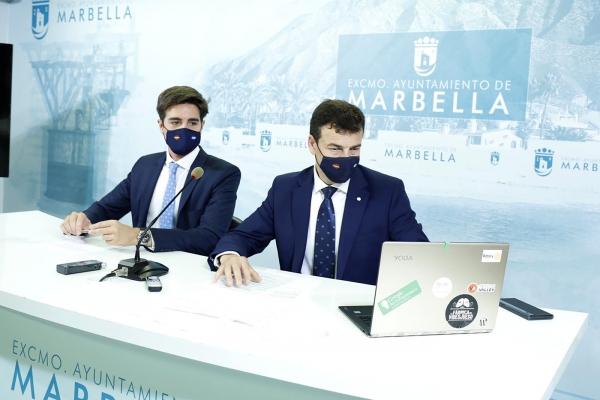 Marbella se sitúa en niveles anteriores a la pandemia en la recuperación del tejido empresarial, con cerca de 5.000 nuevos cotizantes y autónomos en la Seguridad Social en el mes de mayo