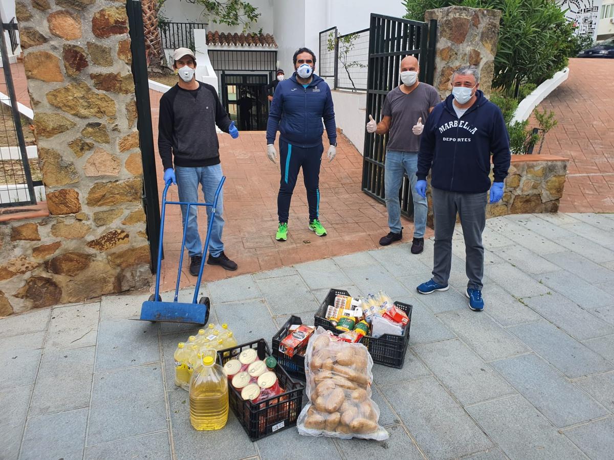 El Ayuntamiento pone en marcha el 'Canal Solidario' para la recogida de alimentos no perecederos destinados a familias en riesgo de exclusión social por parte de clubes o entidades deportivas