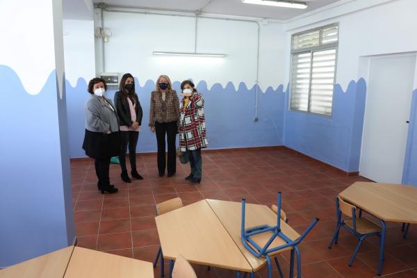 Los colegios Hermanos Gil Muñiz y Nuestra Señora del Carmen contarán el próximo curso con comedor gracias a una actuación impulsada por el Ayuntamiento