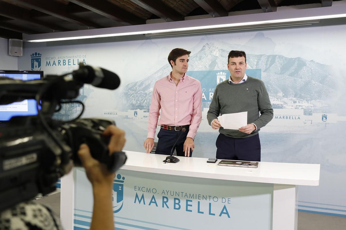 Marbella consiguió alrededor de 12 millones de euros en 2019 para programas de empleo