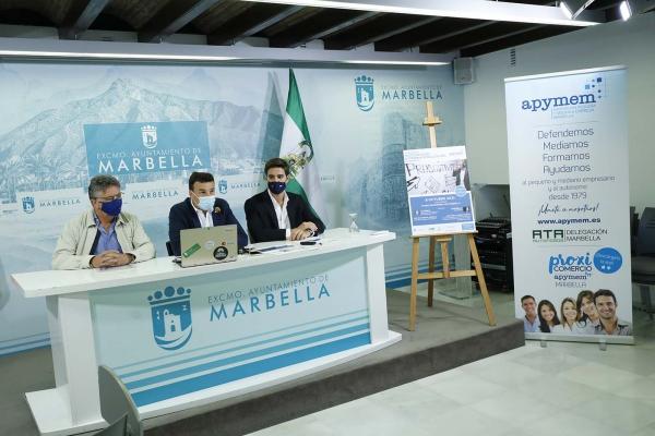 El Ayuntamiento, Apymem y Extenda impulsan una jornada para potenciar la digitalización e internacionalización de las pequeñas y medianas empresas del municipio