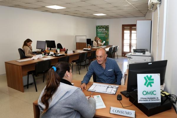 La Oficina de Consumo de Marbella se traslada a la calle Caballero para seguir prestando sus servicios de información y asesoramiento