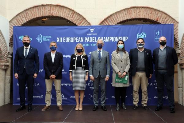 Marbella se convertirá en junio en la capital mundial del pádel como anfitriona de  competiciones de primer nivel