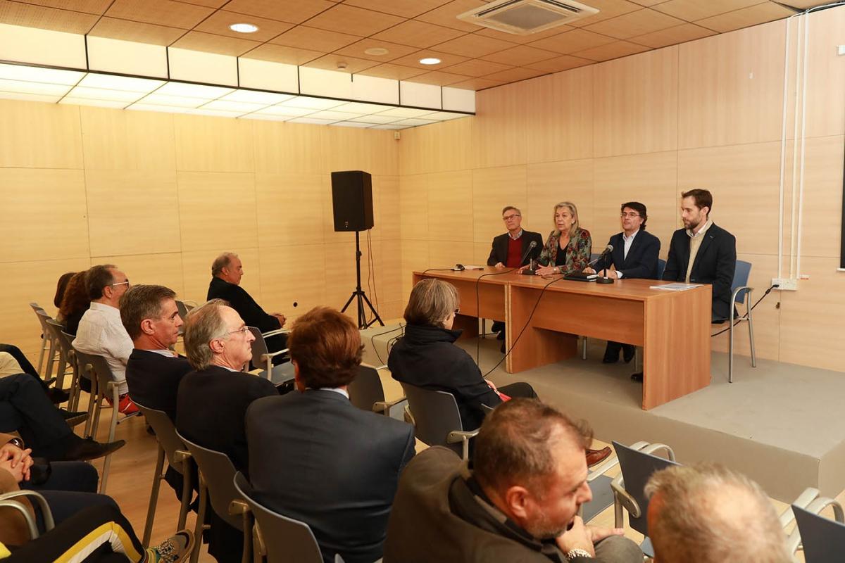 El Ayuntamiento y el Colegio de Arquitectos ponen en marcha el convenio para agilizar la concesión de licencias de obras en el municipio