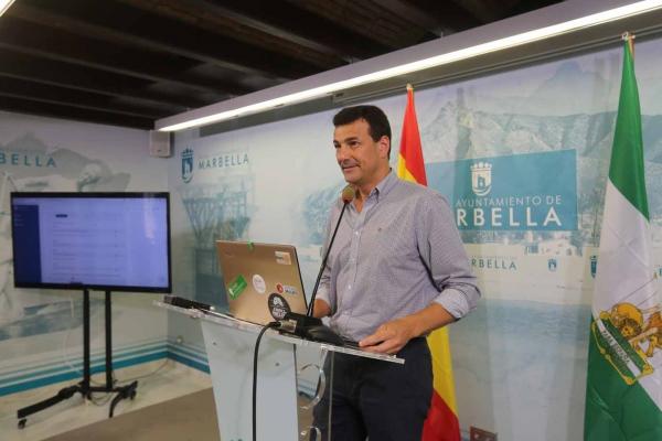 El Ayuntamiento pone en marcha el Portal de Empresas de Marbella para dinamizar la economía local y fomentar la creación de empleo