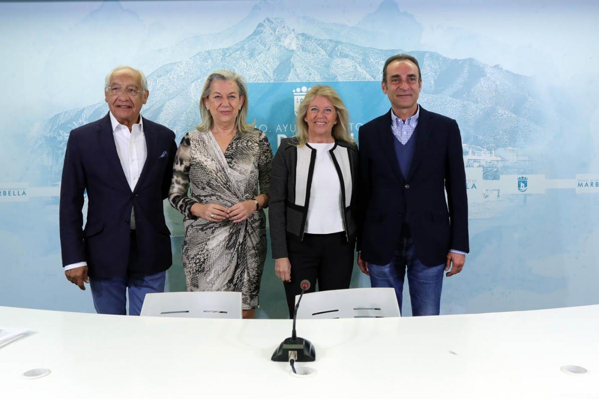 El Ayuntamiento da un nuevo paso para impulsar el proyecto hotelero y residencial de la cadena Four Seasons, que supondrá una inversión en Marbella superior a los 500 millones de euros