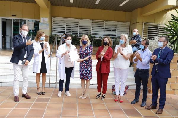 El Ayuntamiento otorga la licencia de obras para la ampliación del Hospital Costa del Sol, que incrementará en 38.000 metros cuadrados su superficie