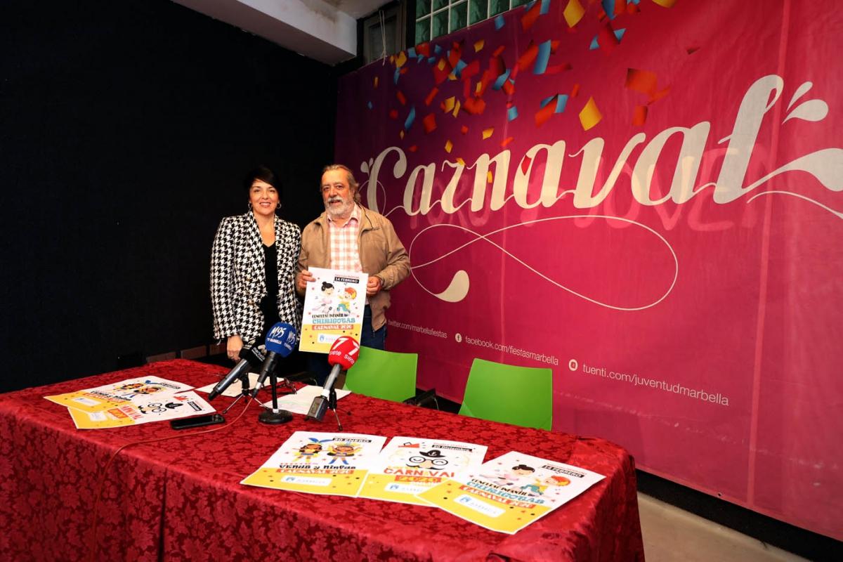 El Ayuntamiento pone en marcha el Carnaval de 2020 con la presentación de las bases de tres concursos