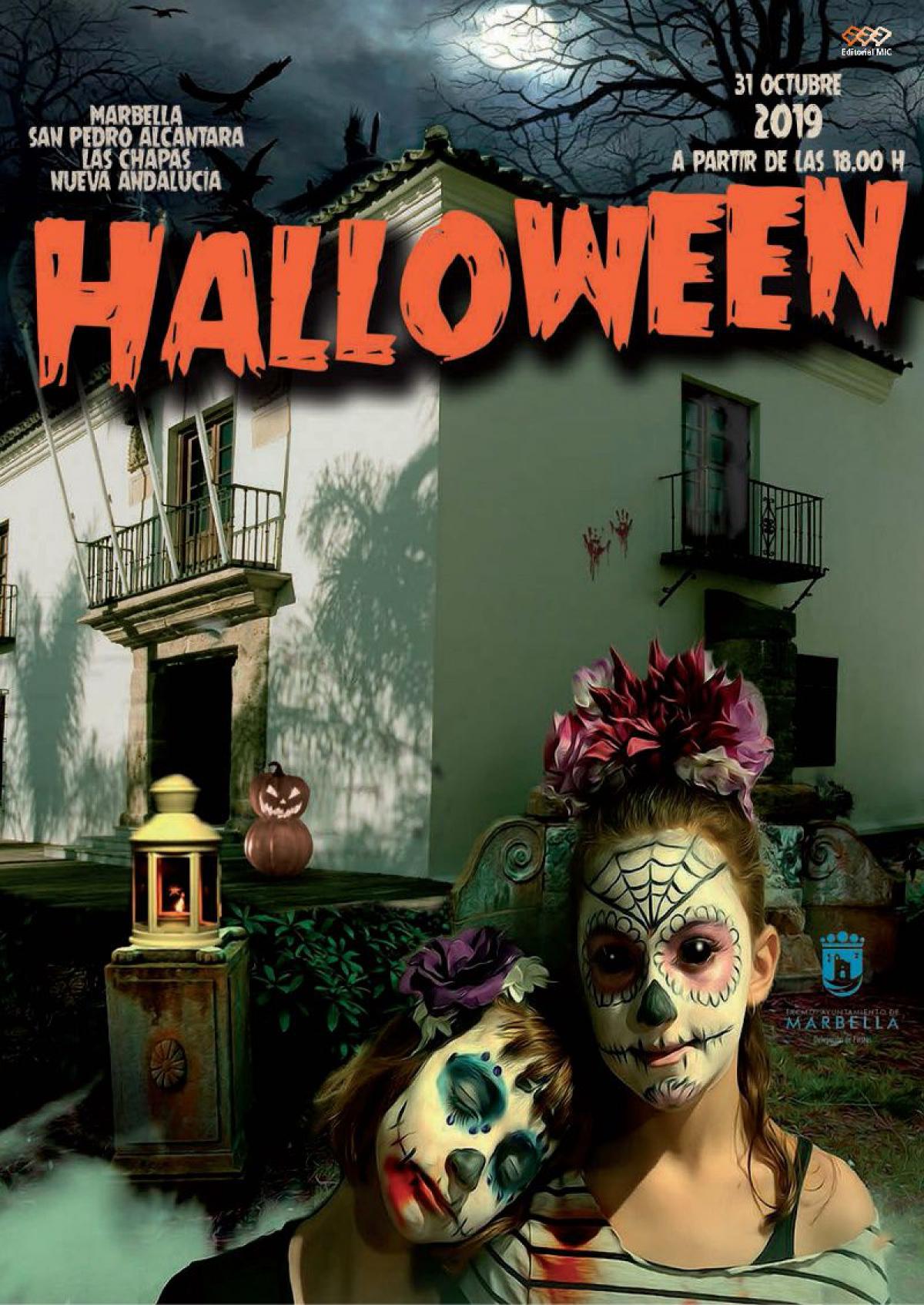 La ciudad celebrará mañana la fiesta de Halloween con actividades en Marbella, San Pedro Alcántara, Nueva Andalucía y Las Chapas