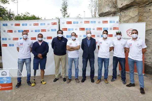 El Ayuntamiento patrocina el desafío del Club Alpino Ama Dablam de completar la ascensión a sus últimos 8.000