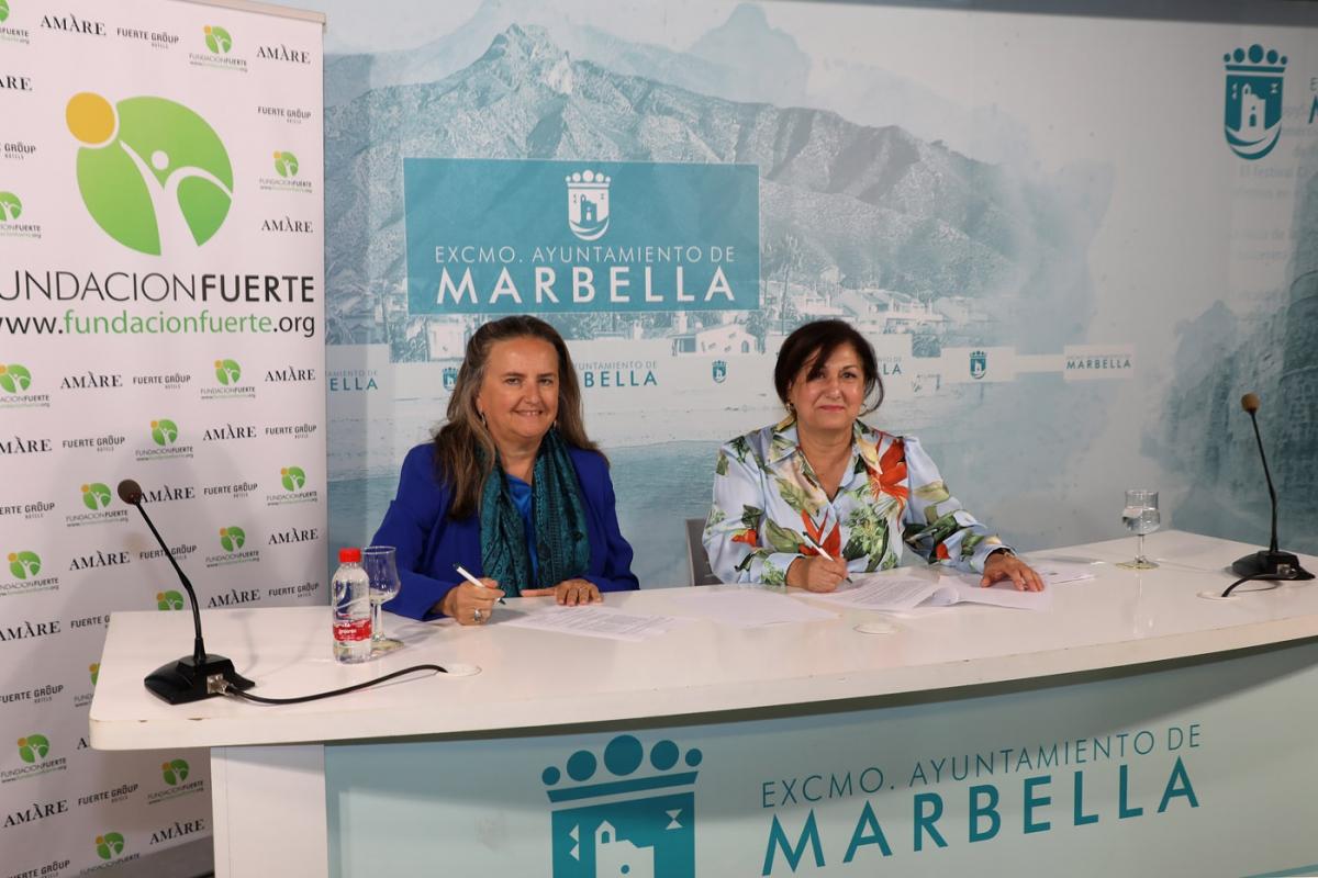 El Ayuntamiento renueva el convenio de colaboración anual con la Fundación Fuerte para el desarrollo de actividades del Museo del Grabado