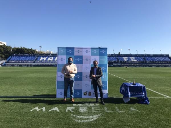 Cinco equipos de fútbol internacionales disputarán durante este mes y hasta finales de febrero en distintas instalaciones de la ciudad el torneo Marca Marbella Winter Cup 21