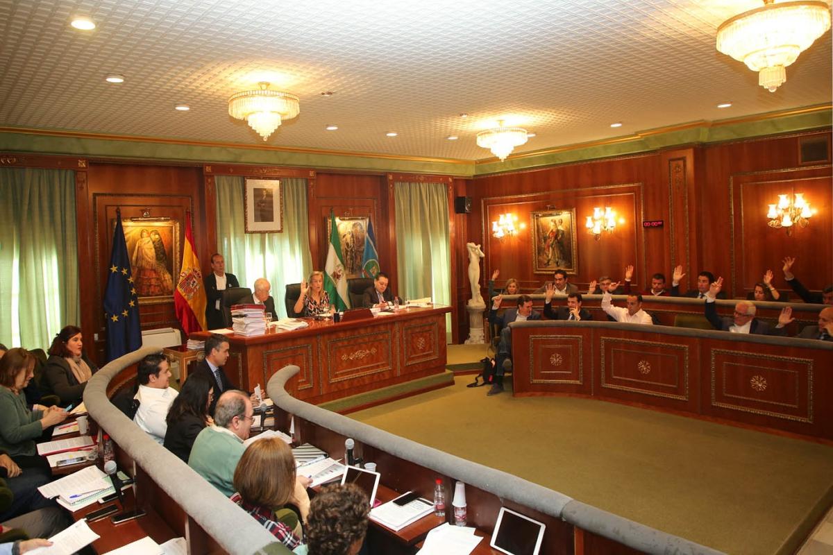 """El Pleno de Marbella da un nuevo paso en la modificación de las normas del PGOU del 86 """"para avanzar en la normalización urbanística"""""""