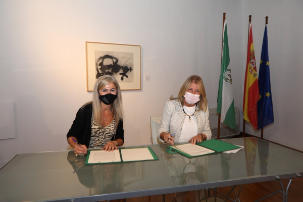 El Ayuntamiento y la Junta de Andalucía sellan su colaboración para preservar y difundir el patrimonio y la cultura marbellí