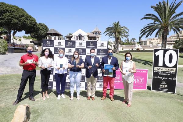 El Ayuntamiento respalda la segunda edición de la iniciativa 'Pasaporte del golf' para dinamizar este sector turístico durante los meses de verano