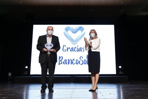 """Marbella agradece en una gala la labor de todos los que han """"ayudado y apoyado"""" a los más vulnerables durante la pandemia del Covid-19"""