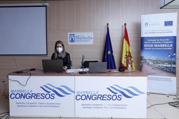El Ayuntamiento continúa la tramitación de los Fondos FEDER con una nueva sesión formativa centrada en la contratación pública en el marco de la Estrategia EDUSI