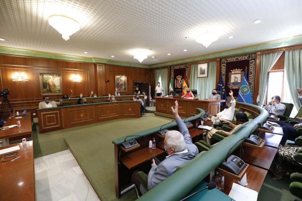 El Pleno ratifica el documento de avance del Plan General de Ordenación Urbanística de Marbella