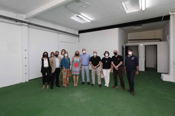 El Ayuntamiento respalda la labor solidaria de la Asociación Amanecer en la Colonia con la cesión de un local en el centro de San Pedro Alcántara