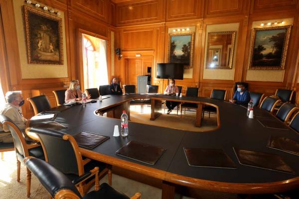 El equipo de Gobierno aborda con los grupos de la oposición los avances en la tramitación del nuevo PGOU de Marbella